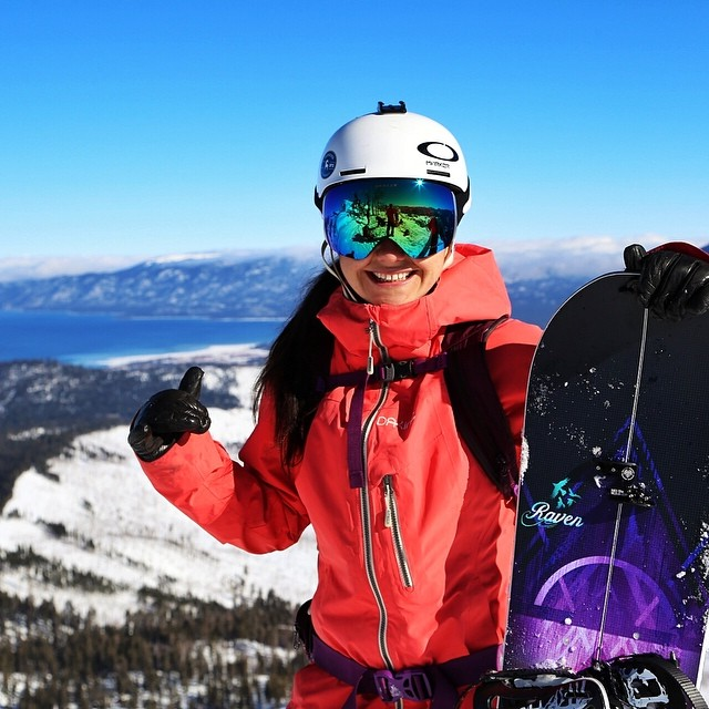 Plenty to smile about on top of a mountain. No matter where life takes you, nature and adventure is always waiting. #naturesneat #splitboarding #laketahoe @oakley #oakleynorcal @kirkwoodmtn #epicteam @epicbar @dakine @stcrossfit @avalon7...