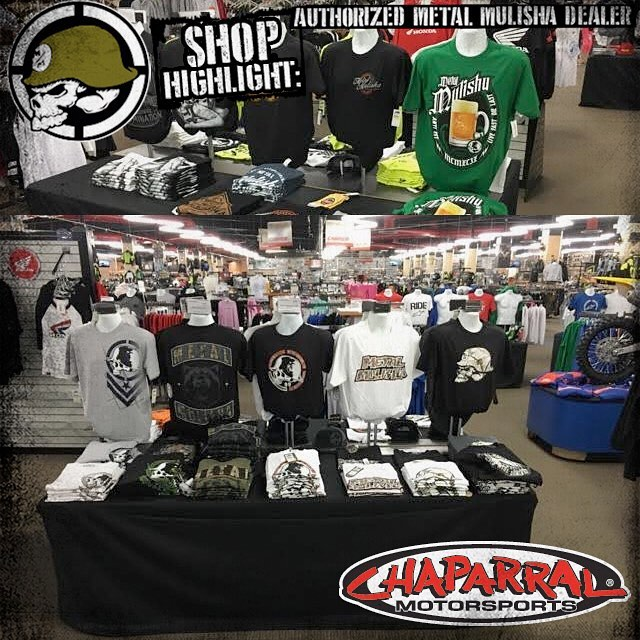 #ShopOfTheMonth @ChaparralMoto in the heart of #SoCal