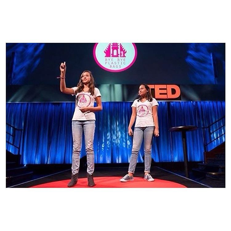 Have you watched the @byebyeplasticbags TED Talk? The team of young activists, lead by sisters Melati & Isabel, is making great strides towards the goal of a plastic bag-free Bali. The young ladies flew all the way to London to deliver the talk, where...