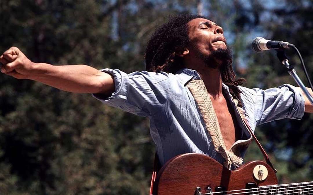 Happy Birthday Bob Marley! #SoundOfTheBrave #BobMarley #Boombotix #Icons