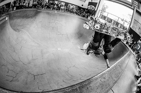 @brightonzeuner flipping an andrecht at girls combi. Photo by @jaimeowens