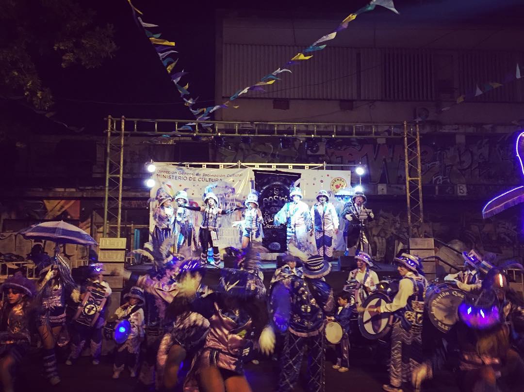 Latimos NUESTRO carnaval! #argentina #yosoydibago #carnaval