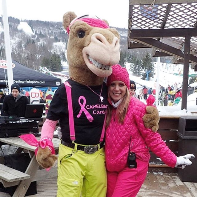 @SkiCamelback in PA turned pink for Shred The Love today to raise funds for B4BC with live music, raffles and fun all day long! See what mountain we'll be at next: b4bc.org/events - #mycamelback #shredthelove #breastcancer