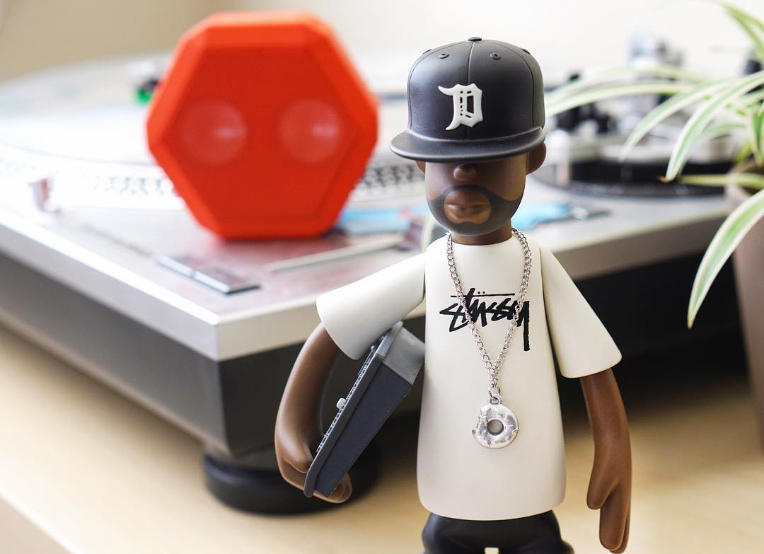 Happy Birthday J Dilla.  Thanks for the Donuts