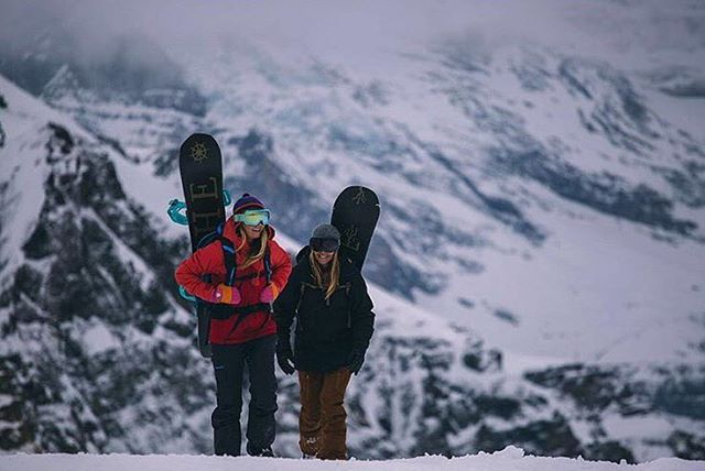 @thsk_ and @alisonsadventures are living the dream out in #interlaken right now. Wish we were there, but instead, we're on our way to Japow!! If you aren't already, you should definitely follow their journey.