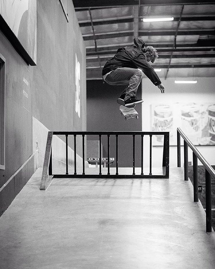 Have you seen @thefellers BANGIN' yet? Now playing on @berrics