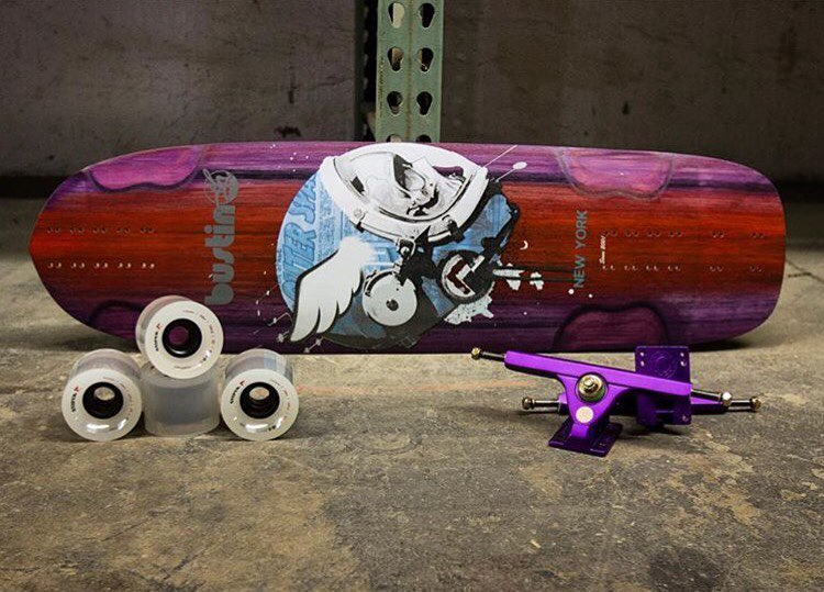this @bustinboards setup with Calibers is looking pretty A1
