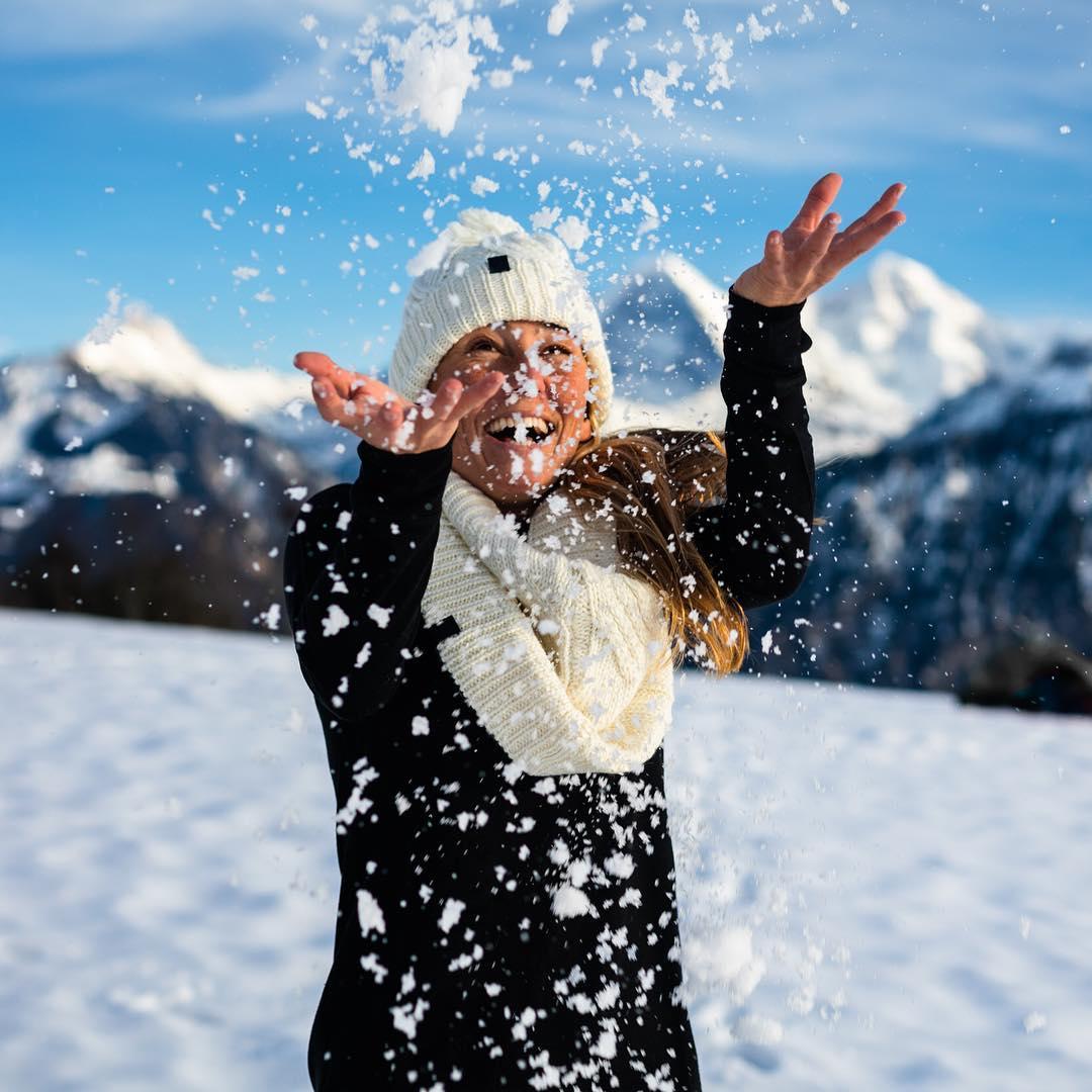 Bye bye Interlaken! Hello Zermatt! Can't wait to see the Matterhorn!