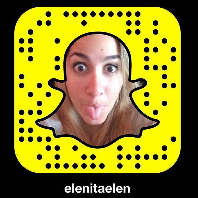 Les sugiero que no me sigan jajaja snapchat:  @elenitaelen me siento re flojer  #snapchat #ff #followme #effeame
