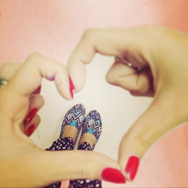 ♡ Love what you wear, ♡ ♡ Wear what you love. ♡ #WeLove #PaezShoes #Paez #Shoes #Love #Heart #PaezEtnia