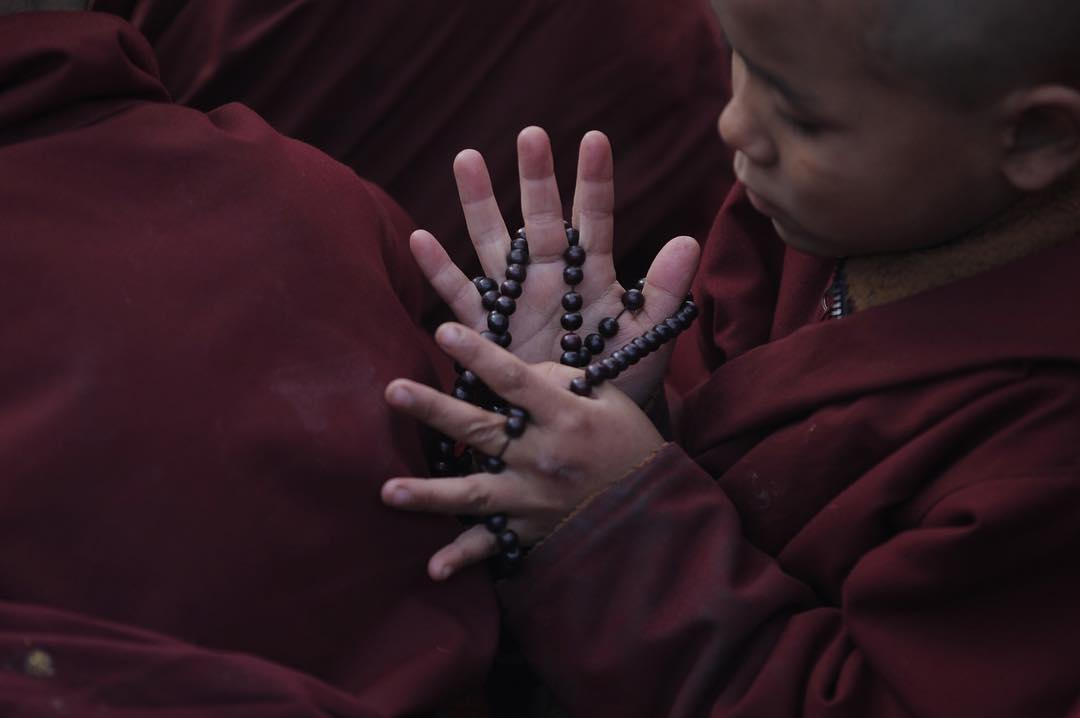 Losar (Tibetan New Year) pujas continue in Kathmandu.