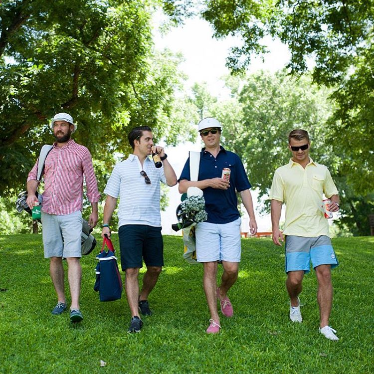 Humpday links with the crew.  @japhysurfco #japhysurfco #japhycrew #travel #adventure #surf #menswear #swimwear #TX #austin #golf #surfing  Live #BurntandBarefoot