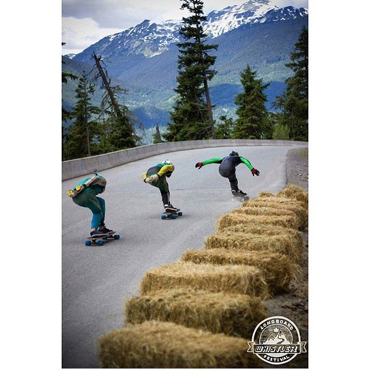 @jameskelly_shm staying out in front at the @whistlerlbfest photo @fuckitenjoy #caliberprecision