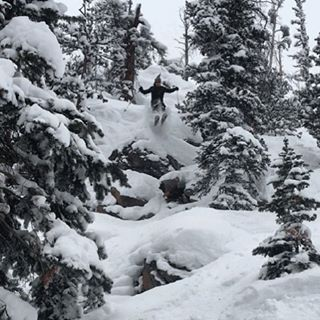 @bskian popping pillows up in #montana #ogintern #collegelife @msubackcountryclub