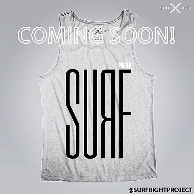 COLD WATER THREADS: Wear this in the summer as a daily reminder of what you are really passionate about. Or, if you are a real badass, wear this down to the beach in the winter (send us a pic)... COMING SOON! #coldwaterthreads #coldwatersurf...