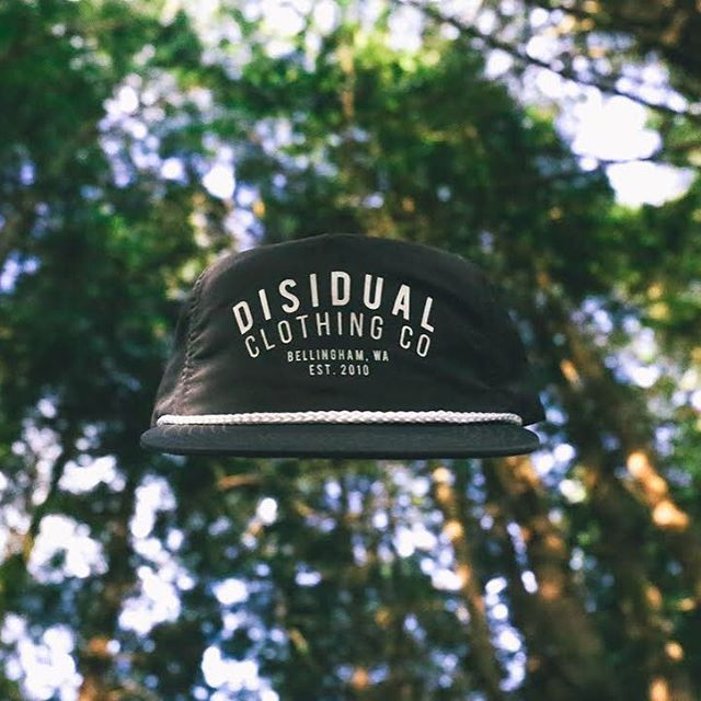A new line will be releasing the first week of April // Sneak Peak // #disidual #disidualliving #bristmfg #headwear #snapback #hats #keepitwild #adventure #surf #snowboard #ski #pnw #seattle #distinct
