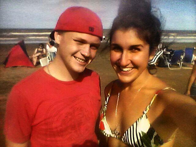Día de playaa. #primos  #NA #NuevaAtlantis #instabeach