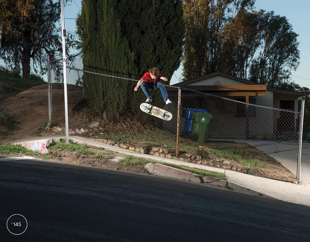 Heelflip from @tfunkb's interview in issue 145 of @theskateboardmag.  Grab a copy at a skate shop near you! Photo: @atibaphoto #TFunk #DCShoes
