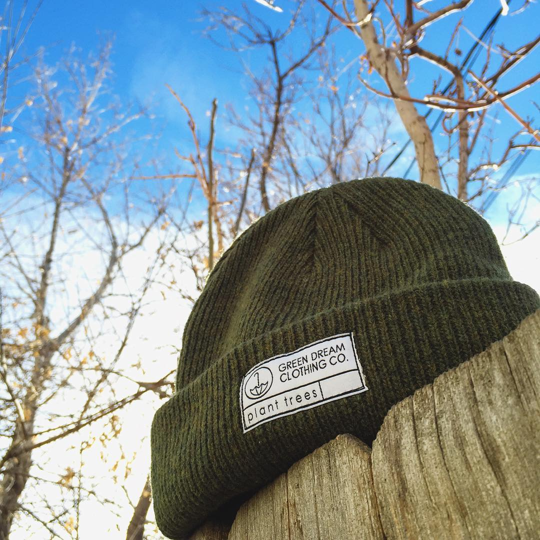 it's not easy being green... comment below to reserve one of the new beanies. love, adam.