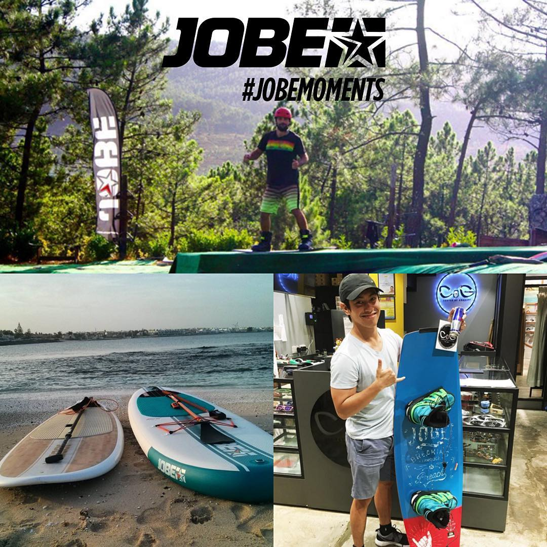 It's almost weekend! @getonthewateruk, @darls86 and @goncalomig made some great #jobemoments this week! Great seeing you guys having fun on the water.  Want your moment to get featured next week? Make sure to use #jobemoments with it!