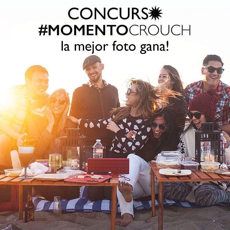 ¡Arrancó un nuevo CONCURSO #MomentoCrouch!