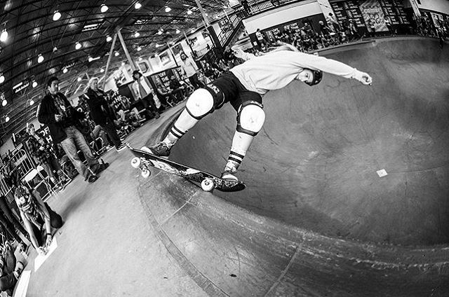 @alanasmithskate bringin the hurricane to combi. Photo by @jaimeowens