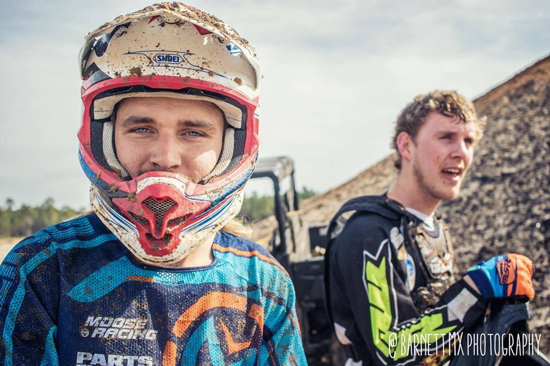 """I'm ready for the weekend face"" brought to you by @jashburn7 #mototime #shred #readytorip #gameface #stovedancingmonkeys #barnettmxphotography"