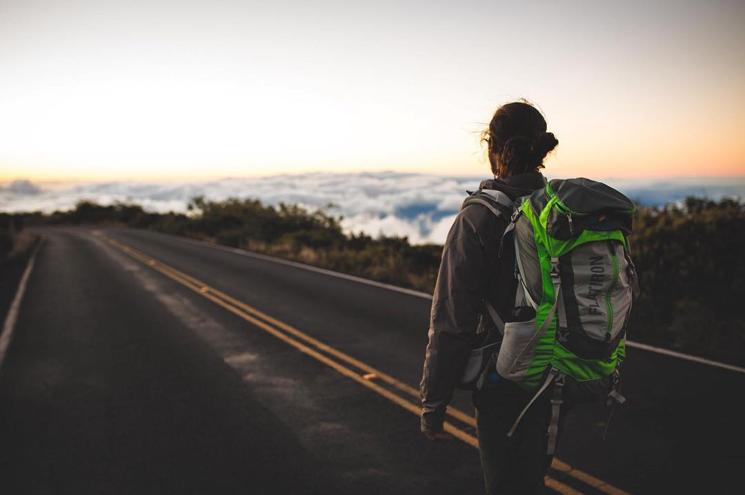 If you don't know where you are going, any road will get you there. -Lewis Carroll #soinspirational #inspo #MHMgear #PacksElevated Photo: @christiantisdale Locale: Hawaii brah