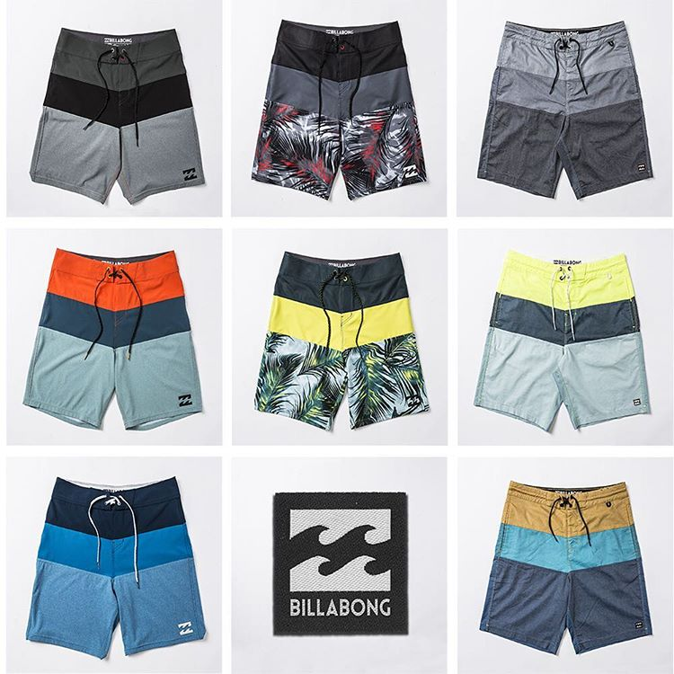 There's a Tribong for every occasion. View the whole range at Billabong.com. #LIFESbetterinboardSHORTs