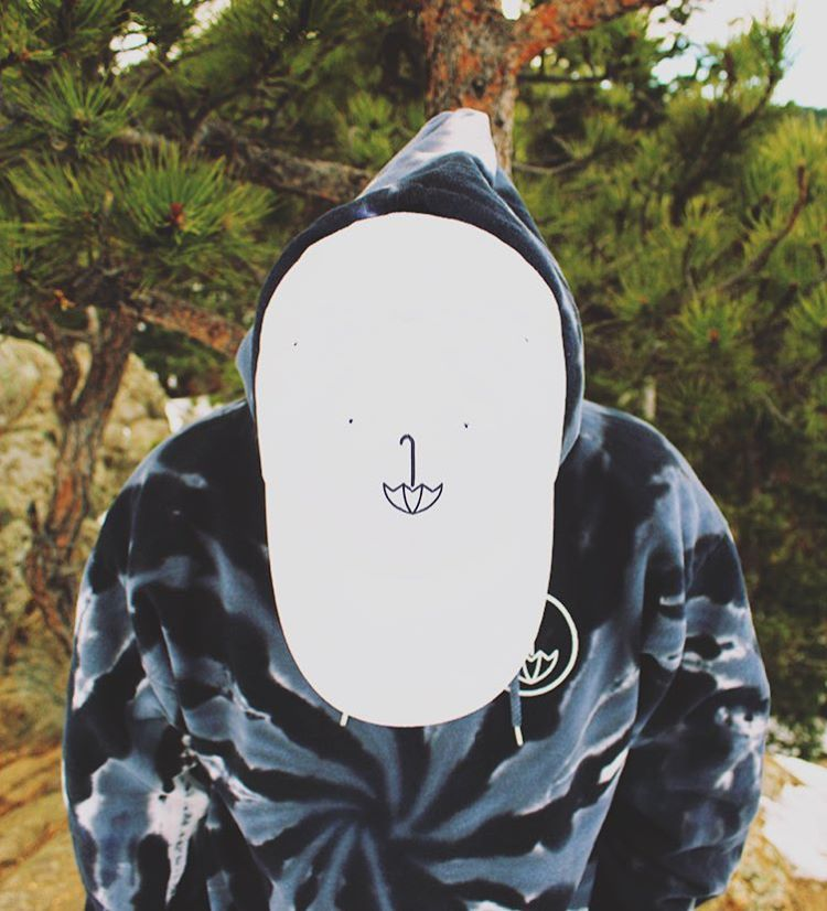 limited run of tie-dye hoodies are almost gone