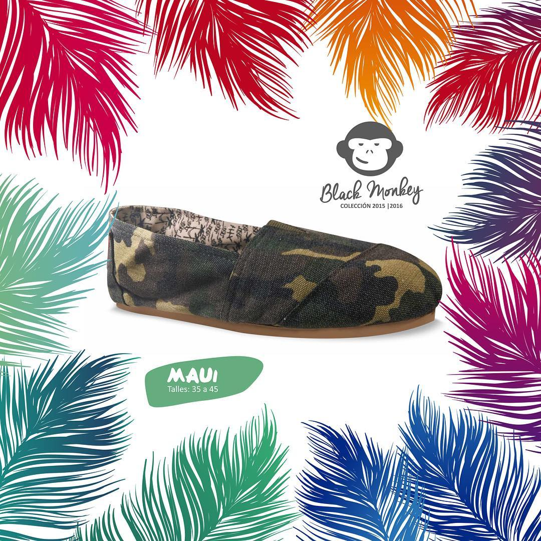 Black Monkey Maui, un clasico ideal para este Sábado