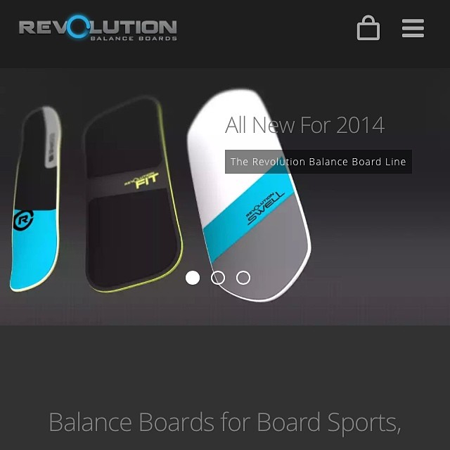Check out our all new website: ----------------------------------- www.revbalance.com