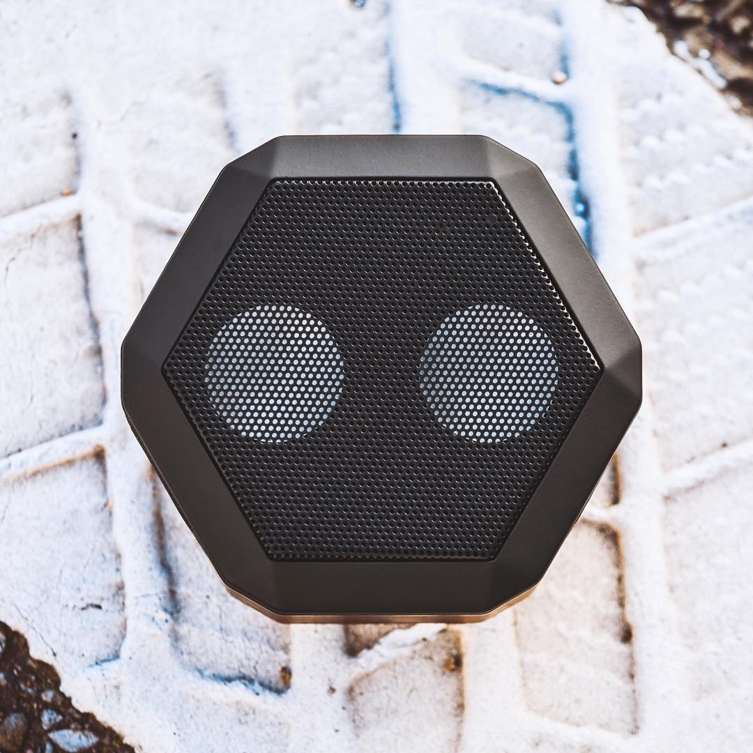 #Boombotix  Hit the link in our profile to shop the line.  #SounfOfTheBrave  #portablespeaker #bluetoothspeaker #essential #audiophile #design #Soundofthebrave