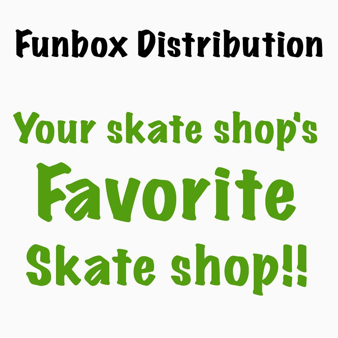 Yes we #supply #skateshops all over the #world #skateboarding is #life #skate #skateboard #longboard #trucks #wheels #decks #maple #bamboo #bearings #distro #distribution #Funbox #picoftheday #photo #concretewave #skateshop #shop #boxes #fun #global