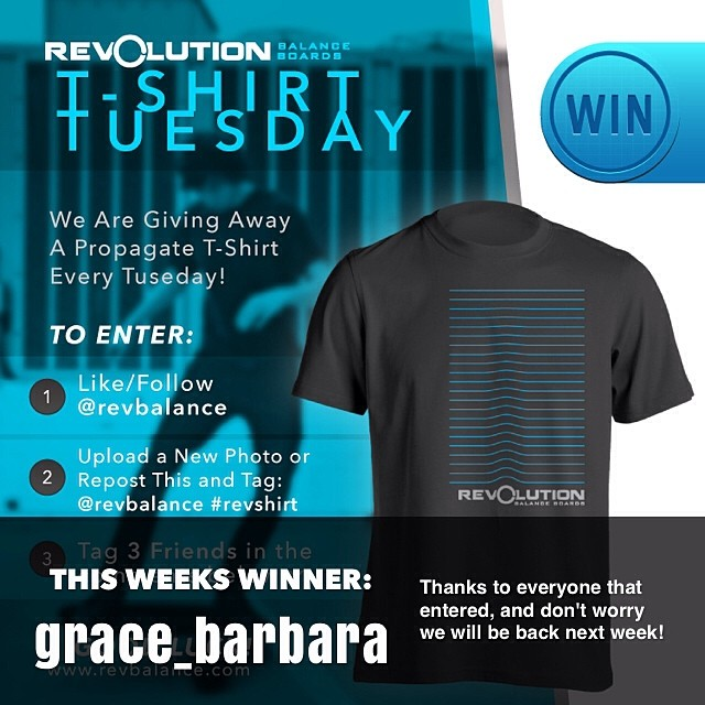 Congrats to this weeks winner @grace_barbara Thanks to all who entered and don't worry we will be back next week!