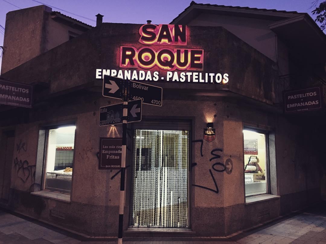 Empanadas - Pastelitos. San Roque. Empresas que creen en un pais! #industriaargentina #mardelplata
