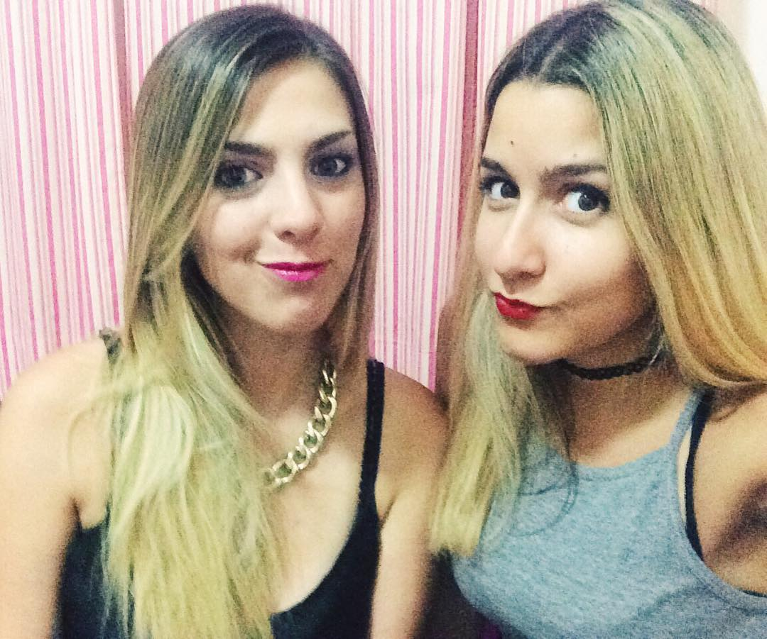 Las blondas salen!!