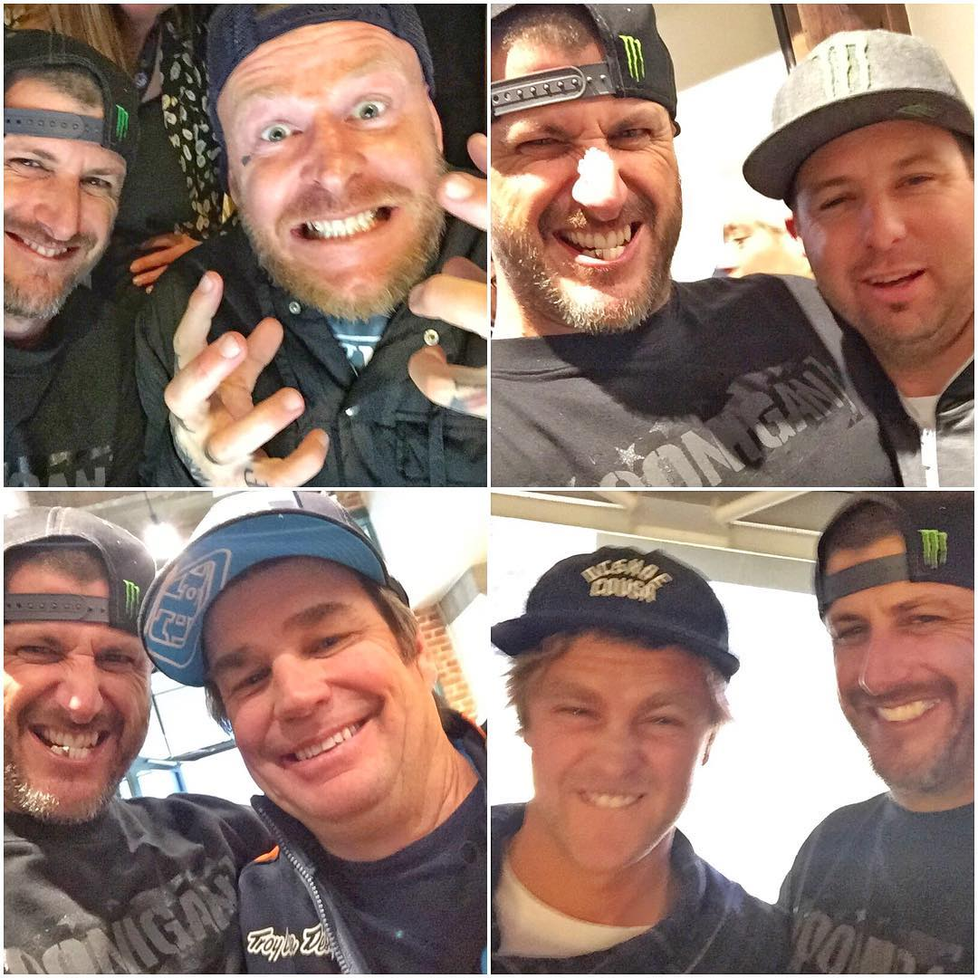 #selfiesaturday at Supercross tonight with a wide range of fun peoples. #braaaaap #MonsterEnergySupercross