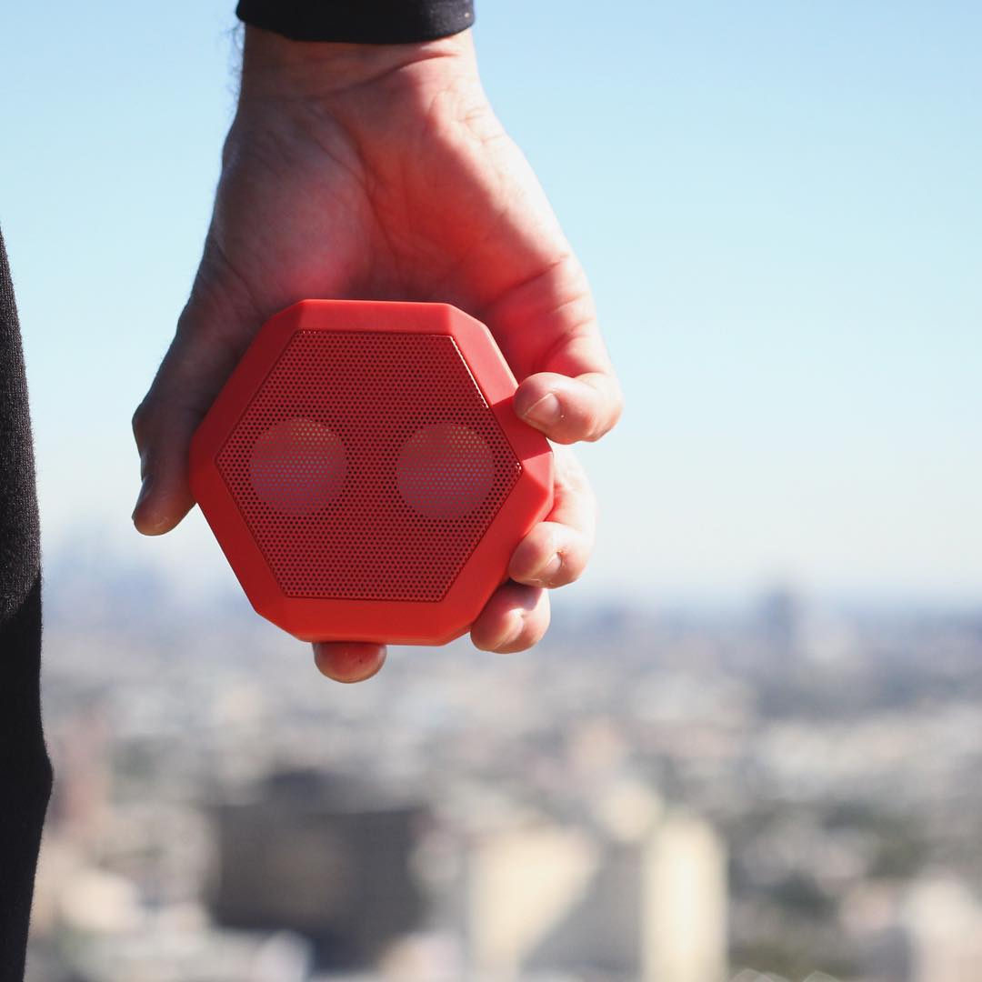 Our Rex in Coral Red  Tap the link in our profile to shop our feed  #Boombotix