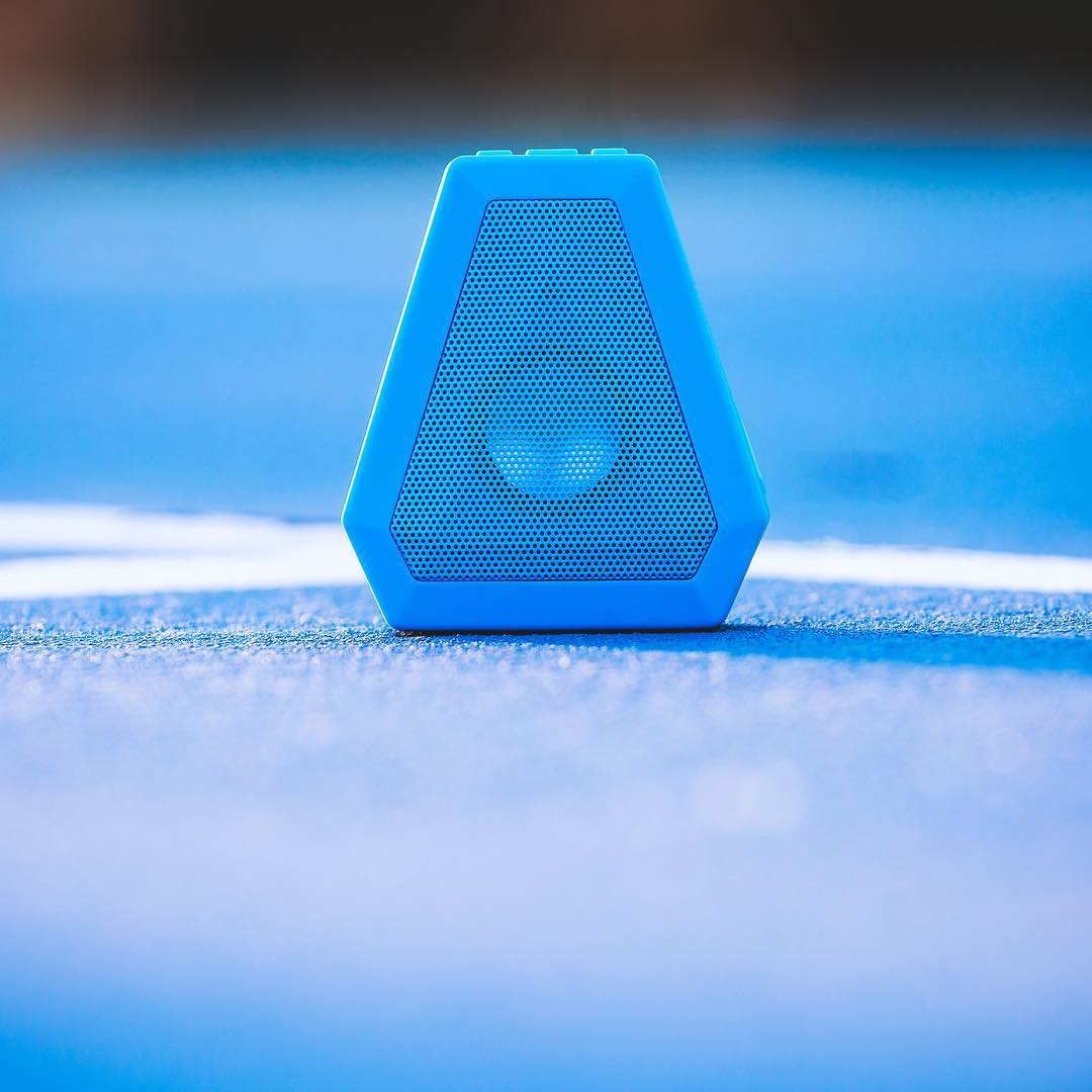 The Boombot Mini in Pacific Blue  Hit the link in our profile to get yours.  #Boombotix
