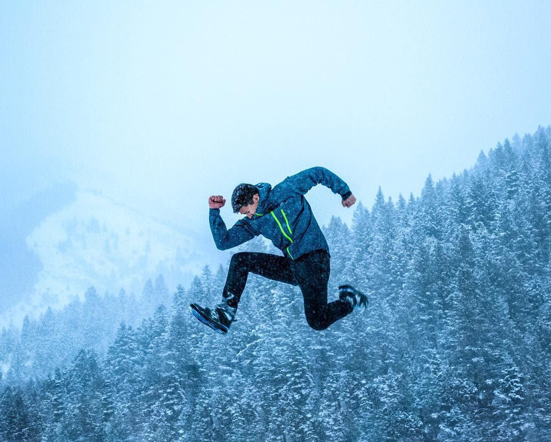 Power jump!