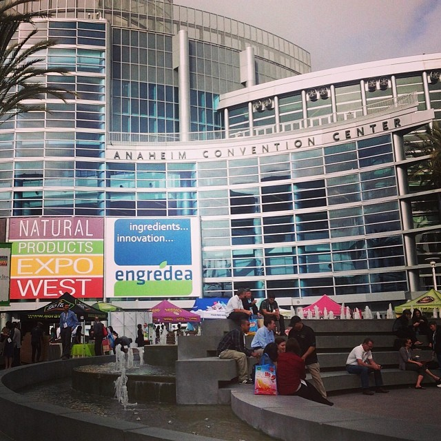 Excited for a big day at #expowest! Look out for the companies who #giveback (our members): @surfsweets @gustusvitae @harneytea @mammachia @mccsicecream @salazonchoc @peopletowels @sprout_watches @threetwinsicecream @weangreen @kleankanteen...