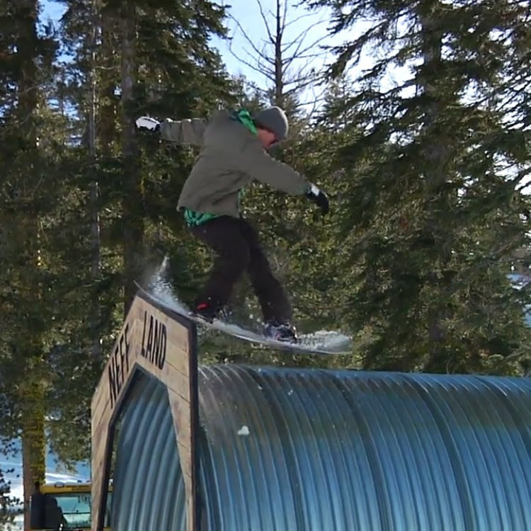 Check out Eric Royce aka @roycephotogs in episode 1 of Dawn til Dusk @borealmtn @snowboardermag #teamseries