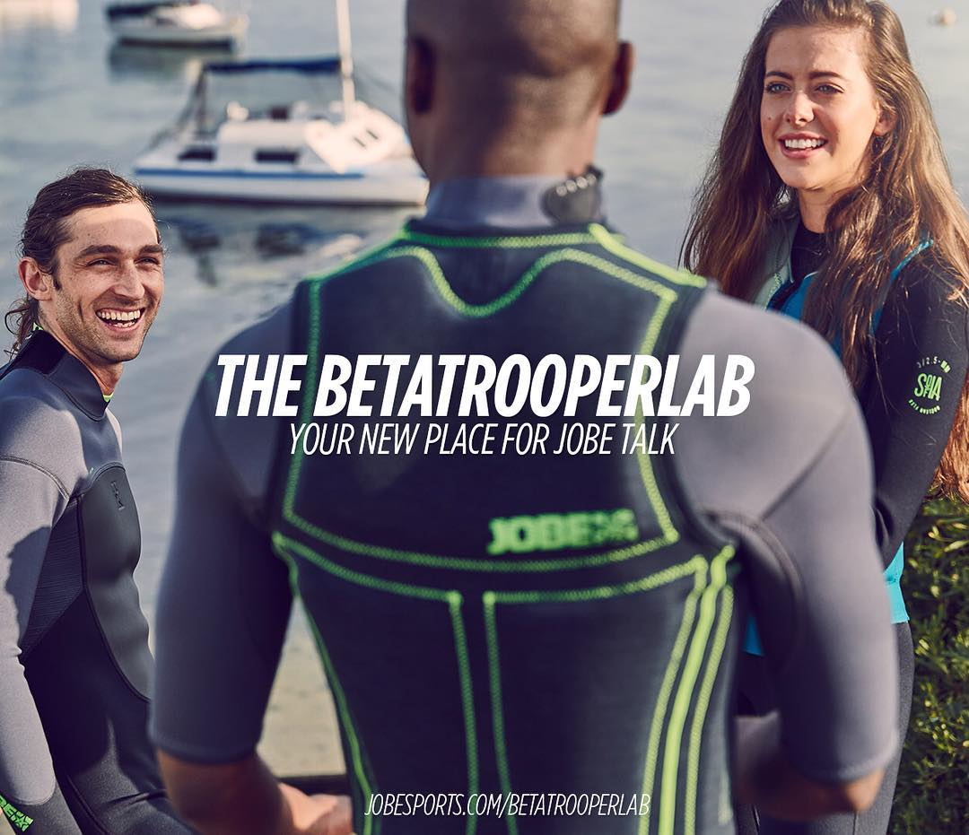 Attention Betatroopers: starting today, you will get more advantages than ever! Visit our brand new Betatrooperlab: receive exclusive news, test products, earn Beta's and get exclusive discounts on products! Click the link in our bio for more...