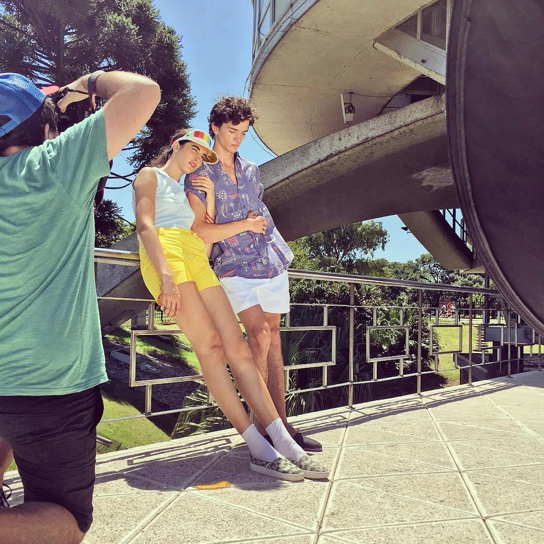 El making of del verano desde el verano orishinal from  Buenos Aires ☀️