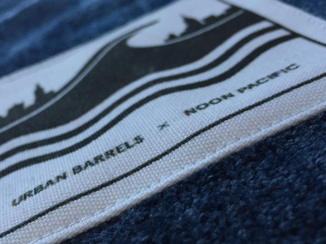 Just Launched :: Collaboration Beach Towel with the dudes over at @urbanbarrels. This thing is plushhh
