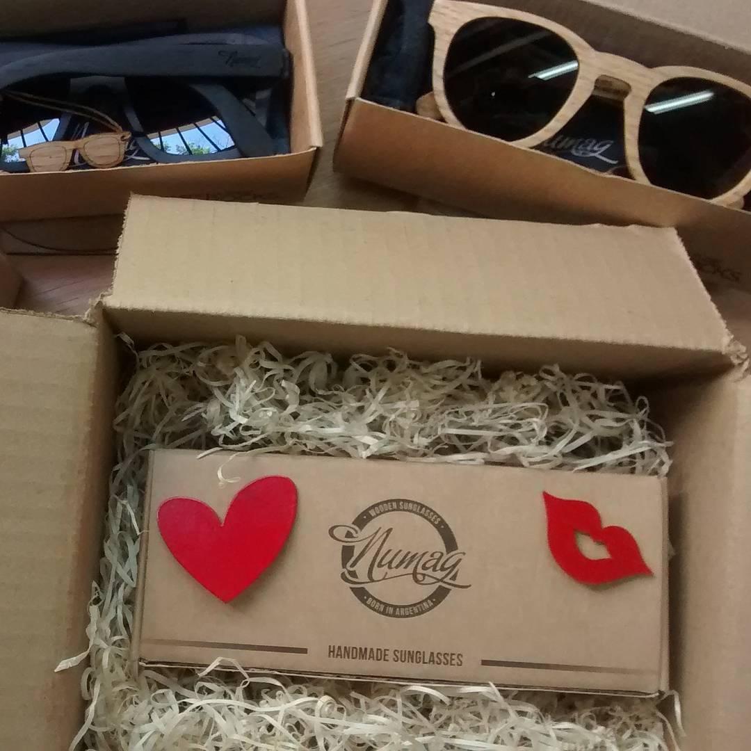 Te colgaste con el regalo?? Regalale unas gafas Numag! Todavía estas a tiempo! ❤
