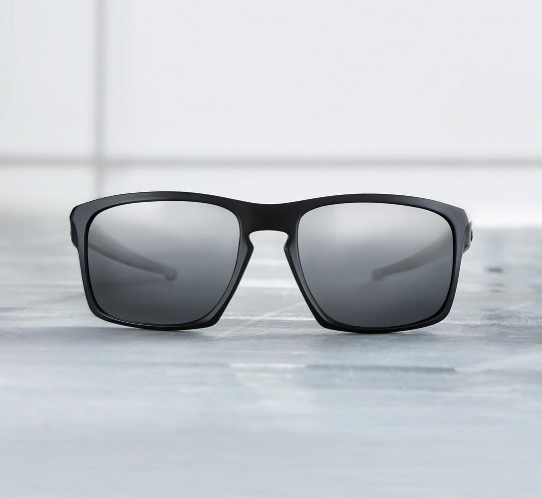 Sleek. Stylish. Timeless. #OakleySliver