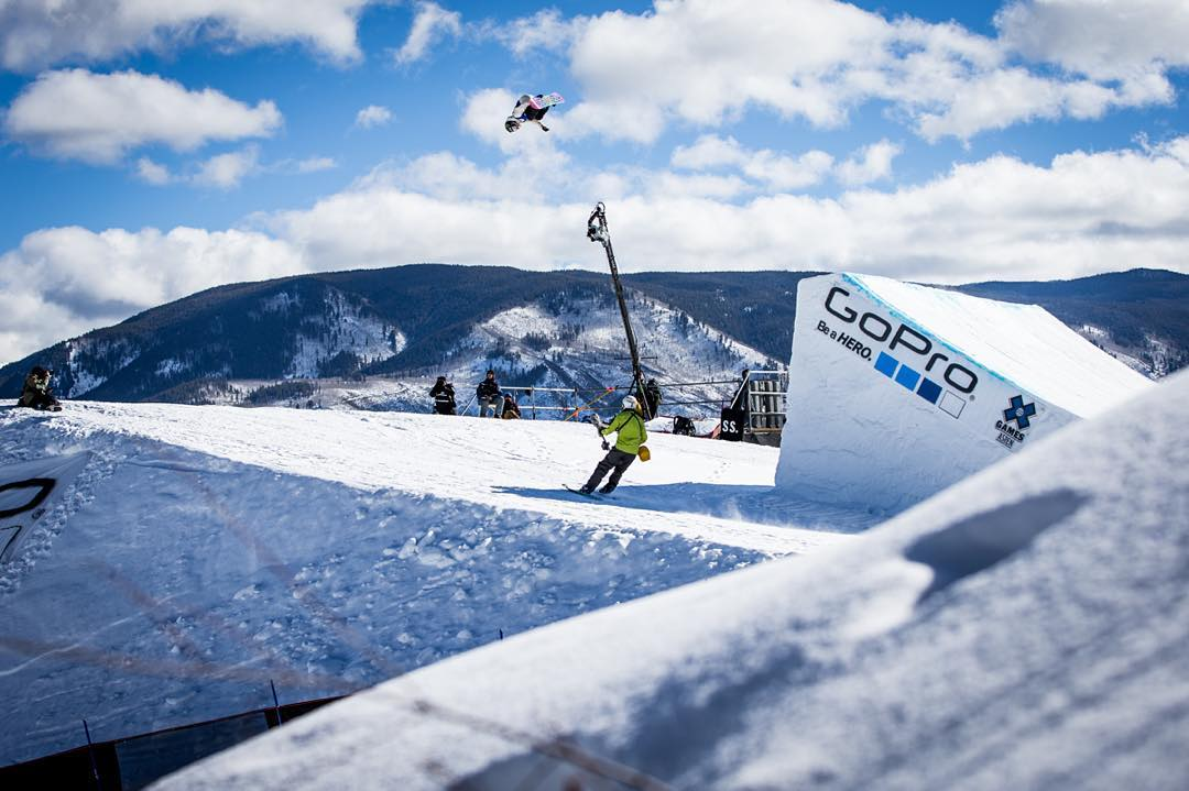 At #XGames, the sky's the limit.
