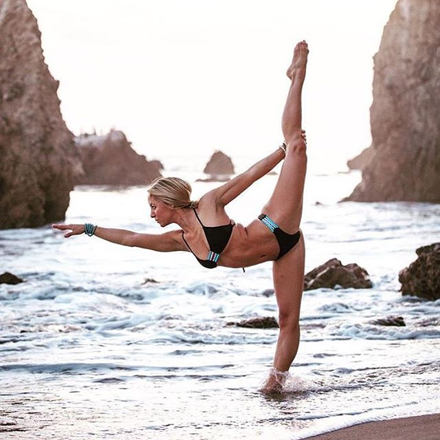 Find your own perfect balance. @actionjacquelyn in our Braids of Love!